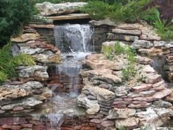 Камень в современном ландшафтном дизайне