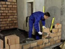 Типы кирпичной кладки, которые можно использовать при возведении стены